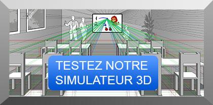 Salle 3D