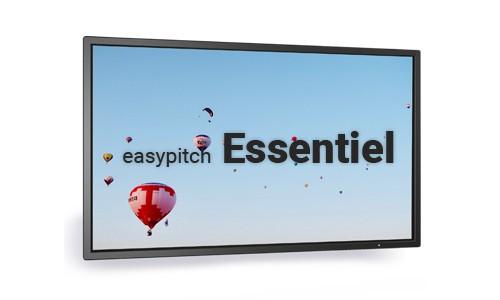 "Easypitch Essentiel 55"" 4K"