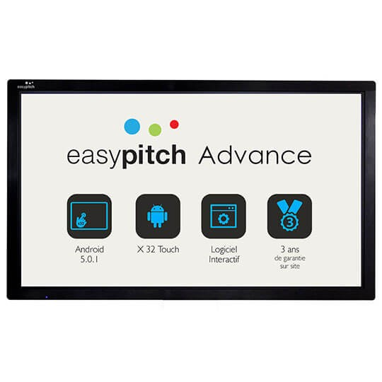 "Easypitch Advance 75"" 4K"