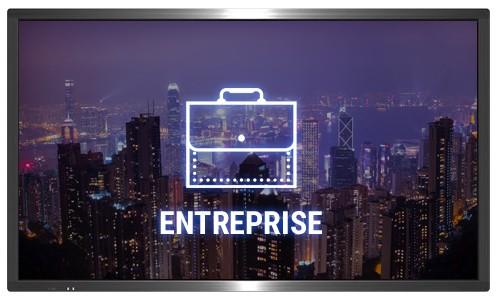 Ecran interactif Easypitch pour entreprise