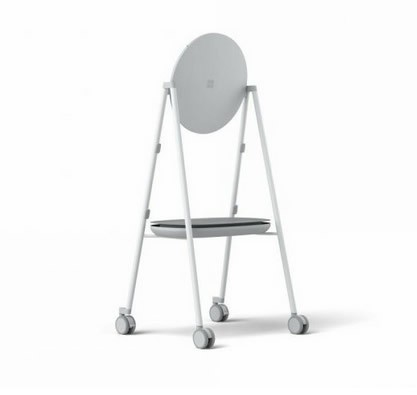 Support à roulette Steelcase STPM1CART