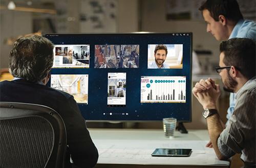 Poussez en avant vos réunion avec le boîtier BYOD Montage, un outil de collaboration à distance