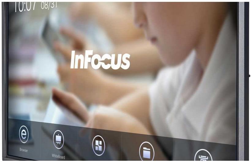 Ecran interactif Android Infocus