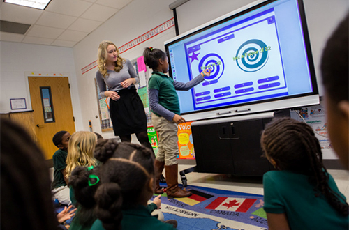SMART Notebook apporte de grandes nouveautés à l'enseignement