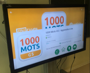 1000 mots Grande Section