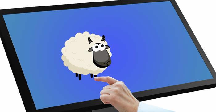 dessiner sur écran interactif