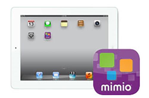 Pour aider à l'éducation, les écrans Easypitch sont livrés avec le logiciel MimioStudio