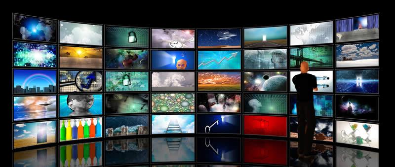 écran interactif large