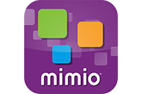 Les écrans interactifs de la marque Easypitch sont livrés avec le logiciel MimioStudio