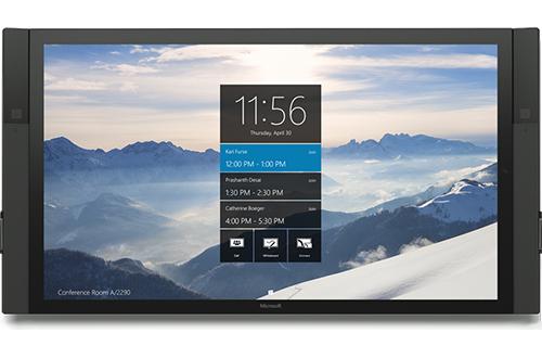 Le Surface Hub de Microsoft devrait contenir toutes les fonctionnalités demandées pour vos réunions