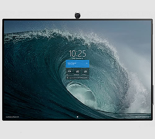 Surface Hub 2S Microsoft